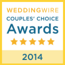 Wedding Wire 2014 Couples Choice