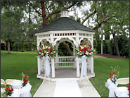Historical Lindley Scott House beautiful wedding Gazebo