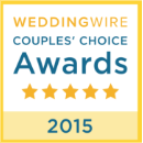 Wedding Wire 2015 Couples Choice